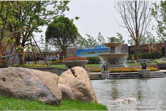 恒 大帝景 北城核心 以湖为美图片