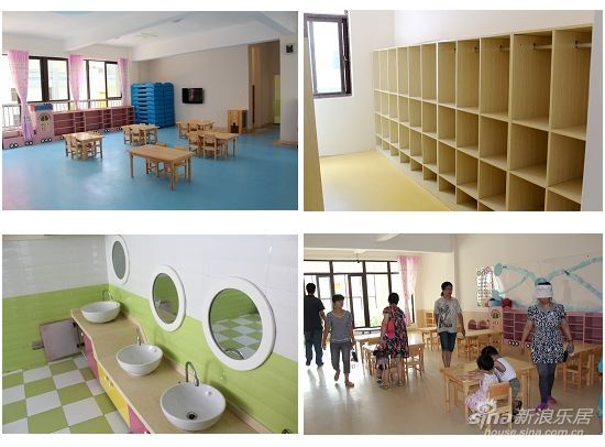 幼儿园走廊文化墙