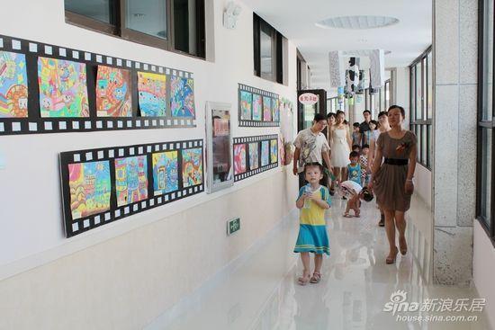 画室文化墙素材